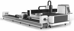 Laser Cutting Machine With Rotary