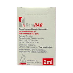 Rabies Immune Globulin Human E.P