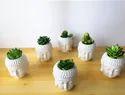 Buddha Ceramic Planter
