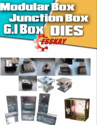 Electric Metal Box Junction Box Dies