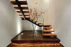 Mild Steel Duplex Internal Staircase