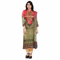 Digital Printed Salwar Suit
