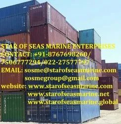 Ocean Freight Containers