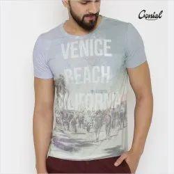 Full Printed Designer Sublimation T-Shirt