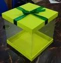 Ribbon Gift Packaging Boxes