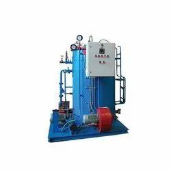 Oil Fired 800 kg/hr Steam Boiler, Non IBR