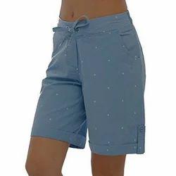Born Fashions Womens Cotton Shorts