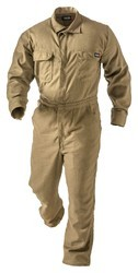 S And XXL Polyester Industrial Uniform