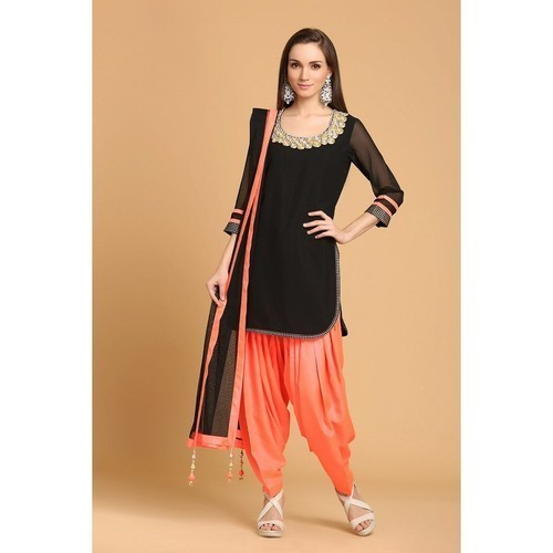 a7eabf19ab Patiala Suit - Punjabi Patiala Suit Manufacturer from Delhi