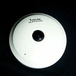 5 MP Fisheye IP Camera
