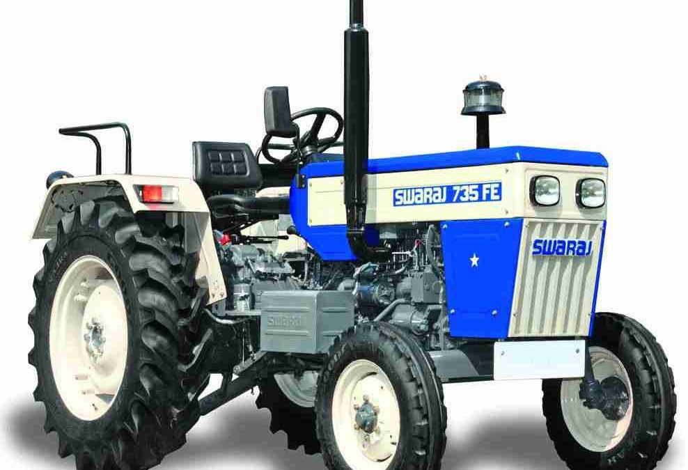 Swaraj Tractor - Buy and Check Prices Online for Swaraj Tractor