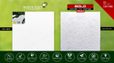 Clay Cool Roof Tile - WHITE FEET