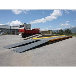 Pitless Computerized Weighbridge