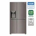 668 Liters Door-in-door Refrigerator