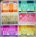 Cotton Printed Napkins Terry Rr, For Hand Napkin, Size: 14x21