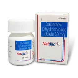 Daclatasvir Dihydrochloride Tablets 60 mg