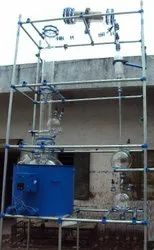 Dolphin Labware Distillation Assembly