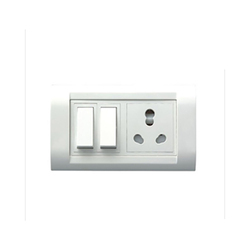 White Electrical Switchboard