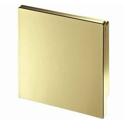 Square Brass Plate