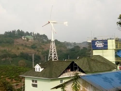 Vertical Axis Wind Turbine, For Induatrial   ID: 20788628191