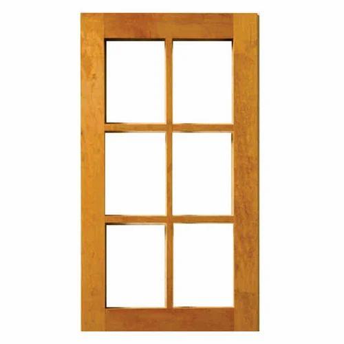 Wooden Window Frame at Rs 200 /foot | Wooden Window Frames - Govind ...