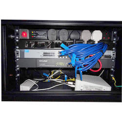 Server Networking Rack