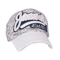 Cotton Embroidered Stylish Mens Cap