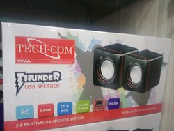 Tech-Com Multi Media Speaker System