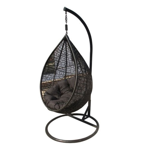 Aoctane Brown Outdoor Hanging Swing Chair Size 6 3 Fit Seating Capacity 1 Seater Rs 6000 Set Id 20999826888