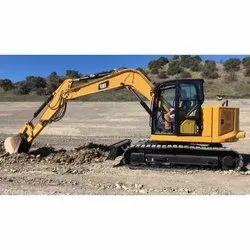 10000 Kg 100 HP Mini Hydraulic Excavator, Maximum Bucket Capacity: 0.2 cum