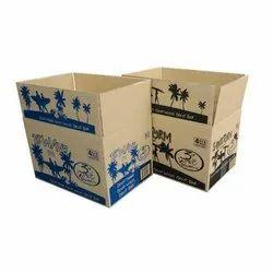 Kraft Printed Corrugated Boxes