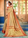 Party Wear Art Silk Weaving Saree , 6.3mtr
