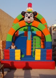 Two Line Bouncy Castle