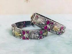 Ethnic Indian German Silver Jewelry
