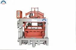 Auto Feeder Type Block Making Machine