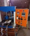 4 Roll Hydraulic Paper Thali Machine