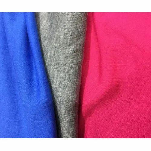 Polyester Cotton Fleece Fabric