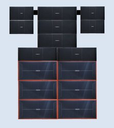 40000W 48 Pinto 6.9 BMS Loaded Flying DJ System, For Big Event, 98dB