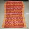 Cotton Baluchuri Saree, Hand Made, 5.5 M (separate Blouse Piece)