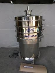 SSPM- Vacuum Rated Sifter 12 TO 48 Single/Double Deck