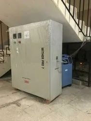 Witherpro7 10 to 12000 Ozone Generator for Effluent Treatment Plant, 400
