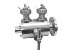 Double Block Bleed Valve