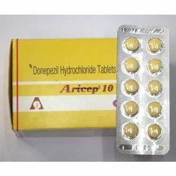 10 mg Denepezil Hydrochloride Tablets