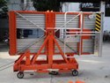 Double Mast Aerial Platform