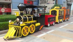 Battery Operated Toy Train SG-1