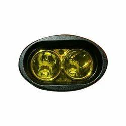 Aluminum Oval Shape Bullet LED Light
