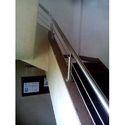 Polished Staircase Railing