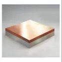 Bimetallic Square Plate, For Industrial