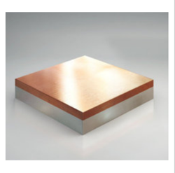 Bimetallic Square Plate