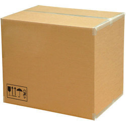 Corrugated Paper Small Cardboard Packing Box, For Packaging, Box Capacity: 1-5 Kg